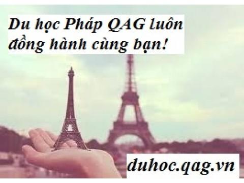 Địa chỉ tư vấn du học Pháp QAG uy tín -  chất lượng!