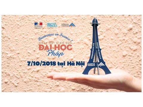 Bienvenue en France  2018