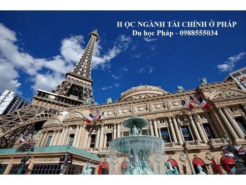 Du học Pháp ngành tài chính