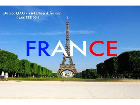 ''Du học Pháp cực rẻ, gần như miễn phí''