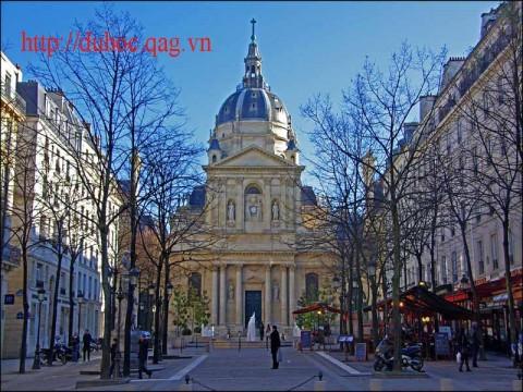 Đại học Paris của Pháp
