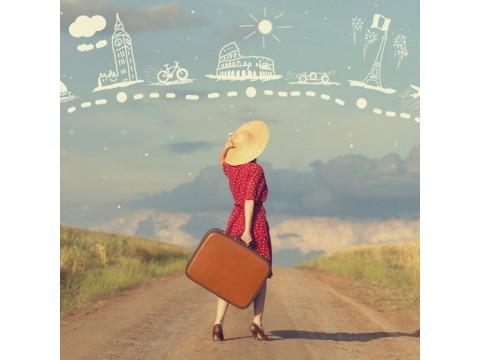Du học sinh và những chuyến đi