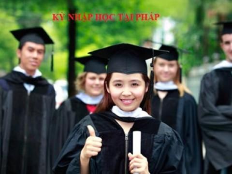 Kỳ nhập học tại Pháp