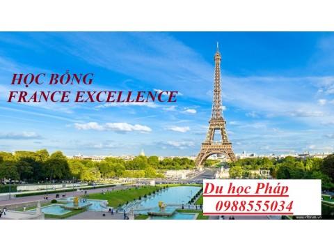 CHƯƠNG TRÌNH HỌC BỔNG FRANCE EXCELLENCE (2019-2020)