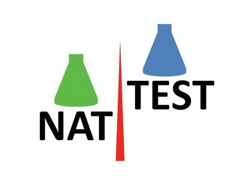 Lịch thi Nat - Test năm 2015