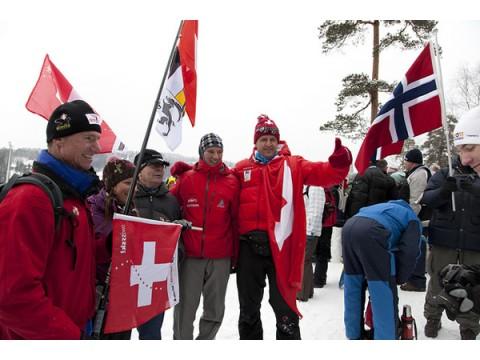 Văn hóa giao tiếp, ứng xử khi gặp người dân Thụy Sỹ