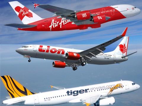 Cuộc chiến của bộ 3 hàng không giá rẻ Đông Nam Á
