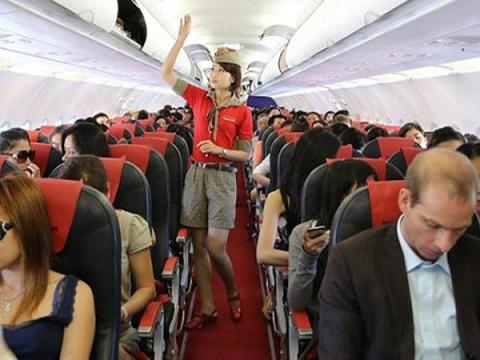 Một vài kinh nghiệm nhỏ khi đi máy bay