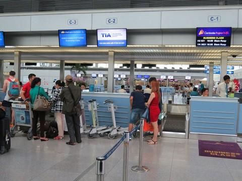 Hướng dẫn Quy trình làm thủ tục check in vé và hành lý tại sân bay