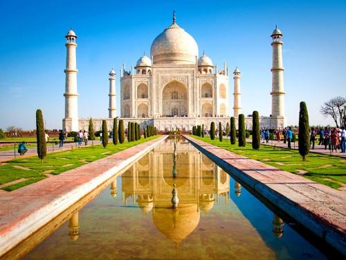 Vé máy bay đi Ấn Độ