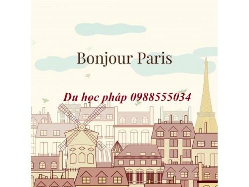 Học tiếng Pháp tại Pháp