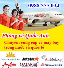 Đặt vé máy bay online